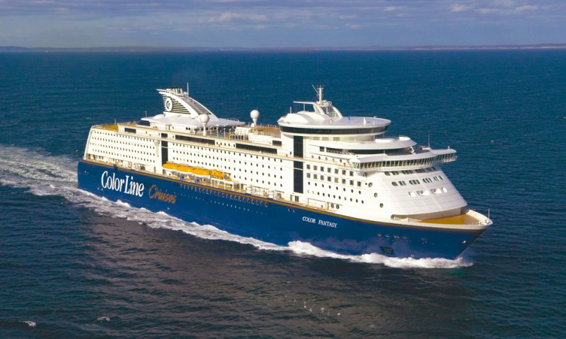 10. Cruise og dus - Kiel