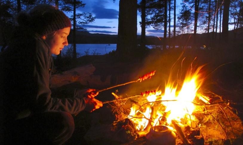 7. En natt i fjellet - hele Norge