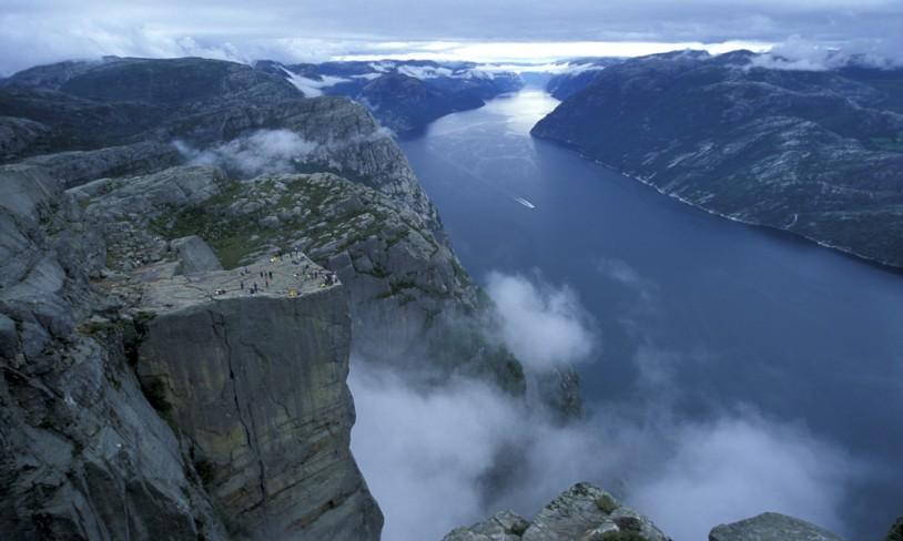1. Lysefjorden - Stavanger