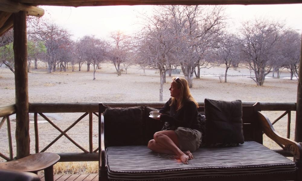 Botswana er mest kjent for våtmarksområdene i Okavango, men består faktisk hovedsaklig av ørken. Deception Valley Lodge er et fint utgangspunkt for å se den. Foto: Ronny Frimann