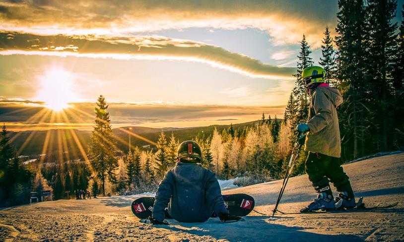 Norges største skidestinasjon