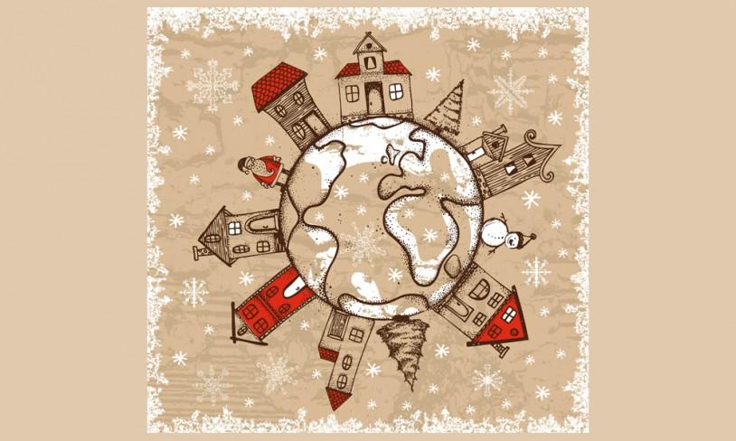 Jul jorda rundt