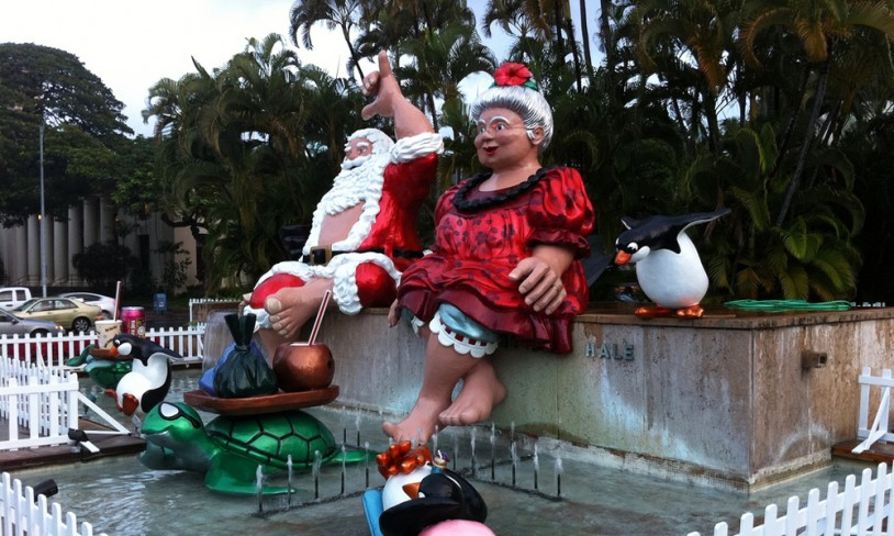 2. Ho, ho, Honolulu
