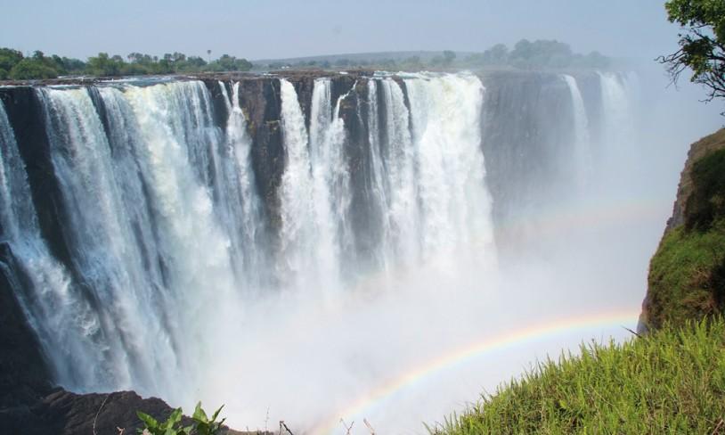6. Victoria Falls