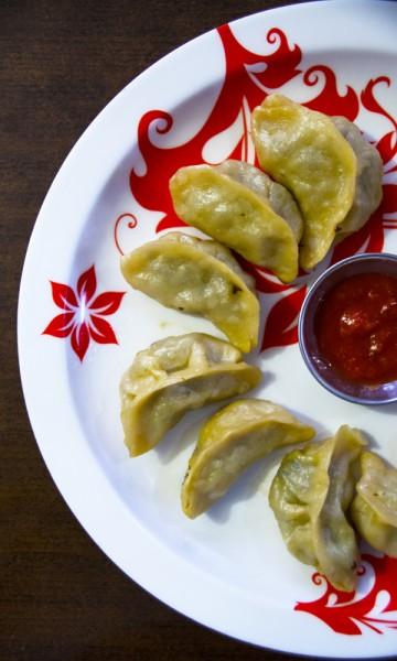 Retten Momo kom til Nepal fra Tibet og er i dag en stor del av det nepalske kjøkken.