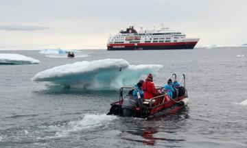 Eventyrlige Antarktis. Foto: Ann Kristin Balto