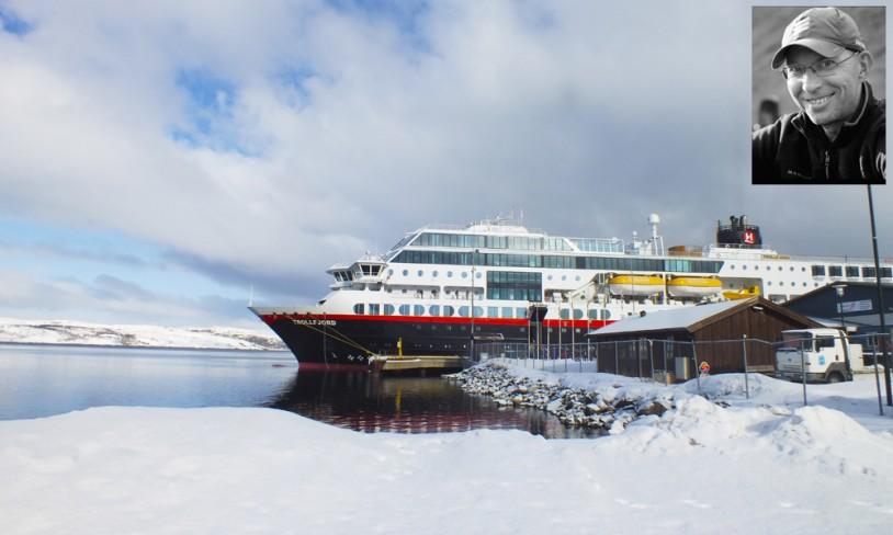 3. Hurtigruten fra Bodø til Kirkenes