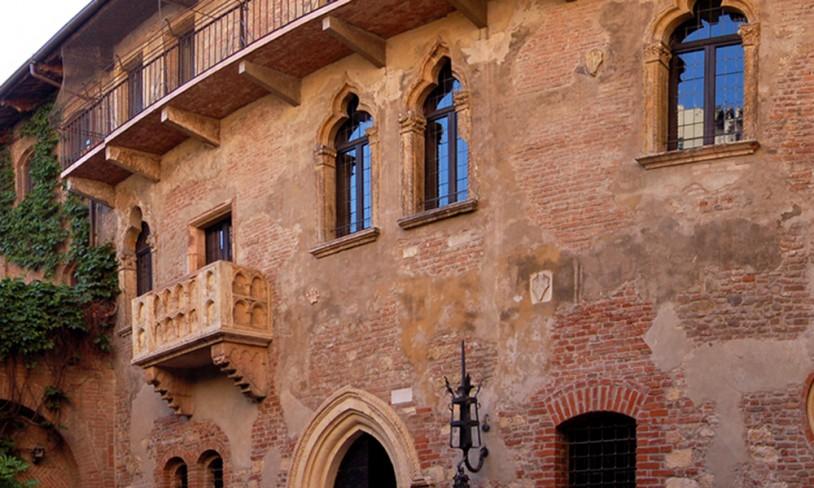 2. Romeo & Julies kjærlighetsby