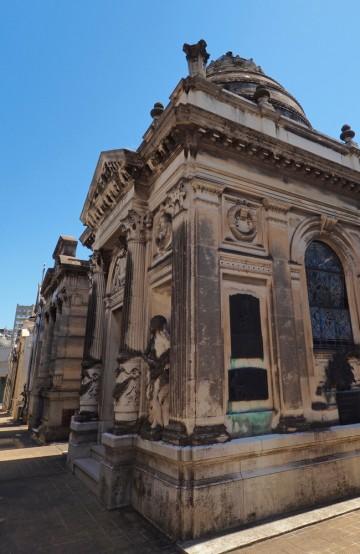Mausoleet hvor Don Pedro er gravlagt. Foto: Ann Kristin Balto