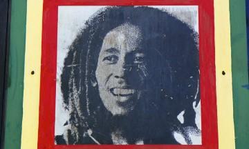 Er man først på Jamaica er en tur til den legendariske Bob Marleys mausoleum verdt et besøk. Foto: Runar Larsen