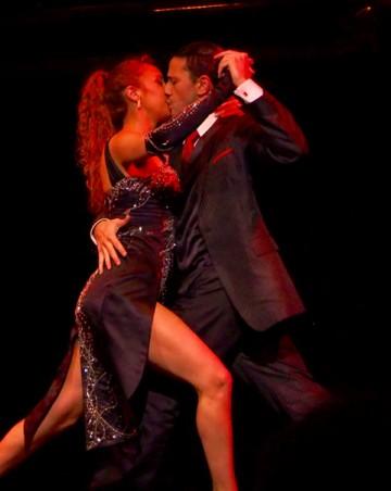 Heftig dans i Buenos Aires. Foto: Ann Kristin Balto
