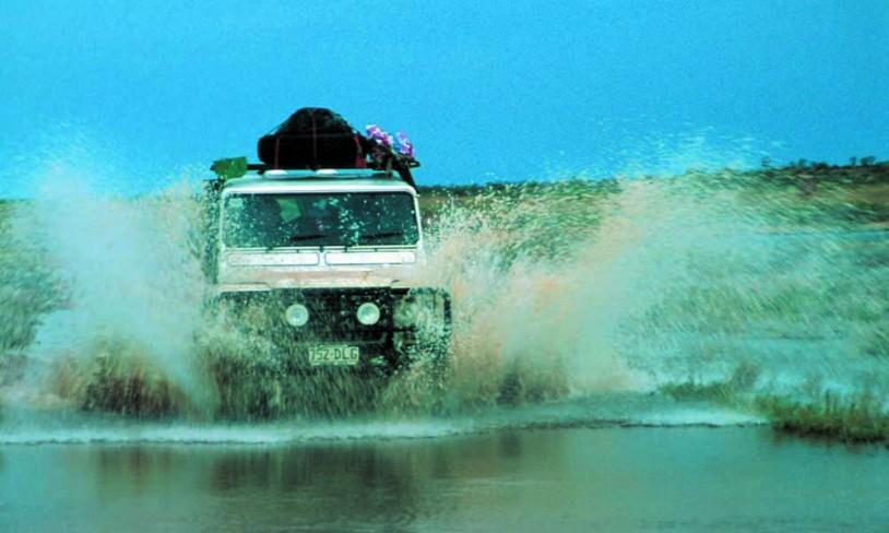 3. Outback på egenhånd