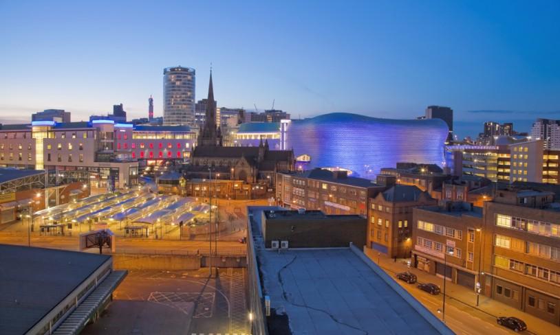 9. Birmingham