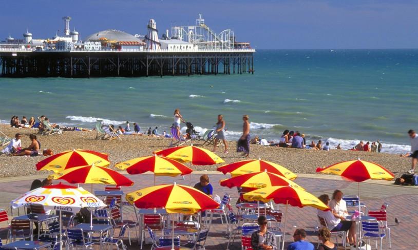 10. Brighton