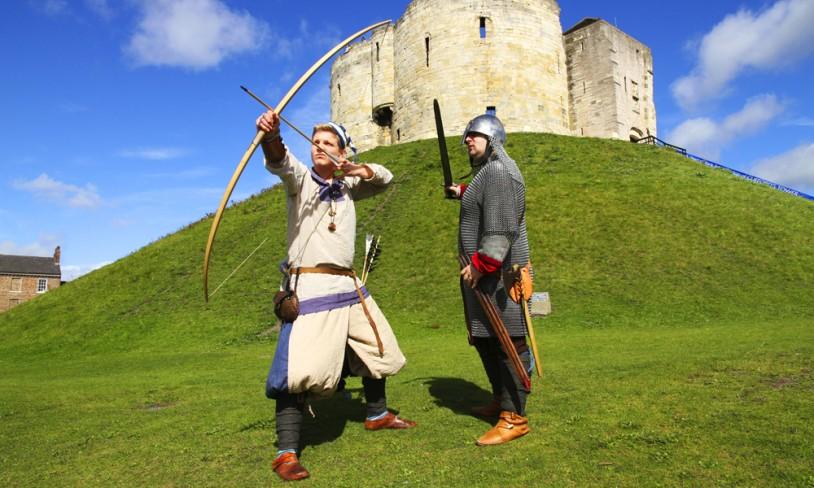 Vikingtokt i Yorkshire