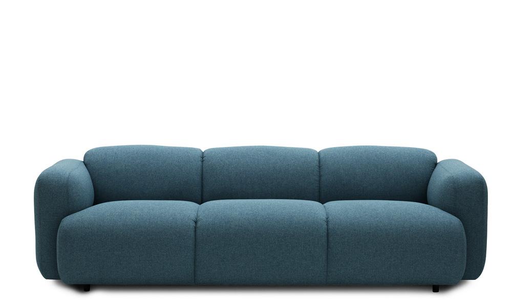 Swell Sofa fra Normann Copenhagen. Foto: Butikken