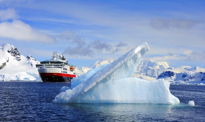 14. Utforsk Patagonia, Chile og Antarktis