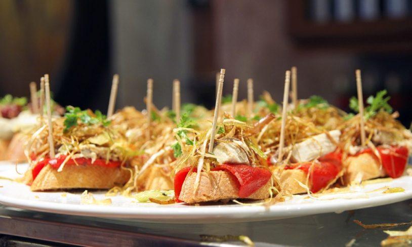 3. Spis italiensk tapas - cicheti