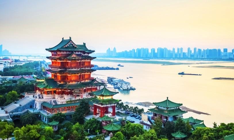 4. Flytende nedover Yangtzeelven