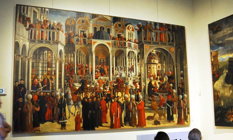 4. Se venetianske mesterkunstnere