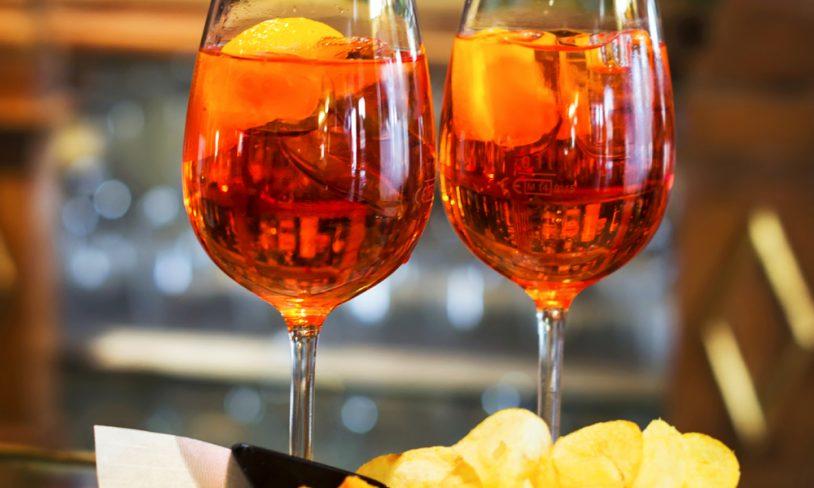 8. Drikk spritz som en venetianer