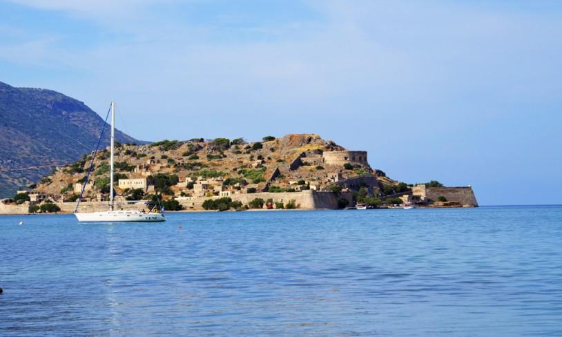 9. Øya Spinalonga