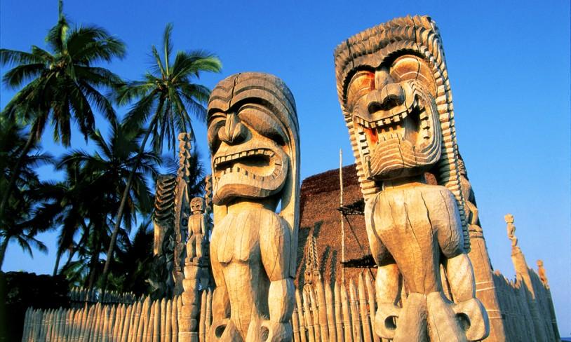 2. Seilende i Hawaiis øyrike