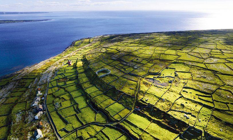16. Irsk rundtur