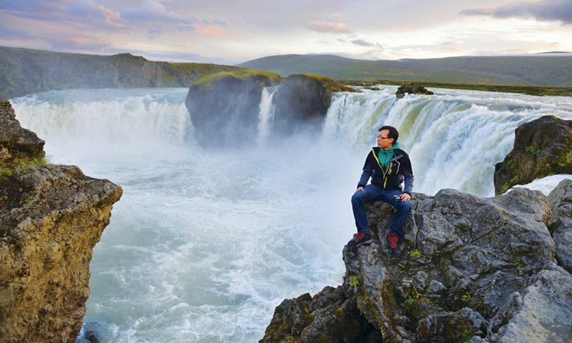 11. Finn roen på Island