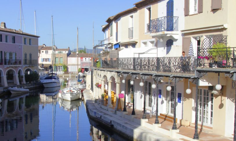 2. Port Grimaud