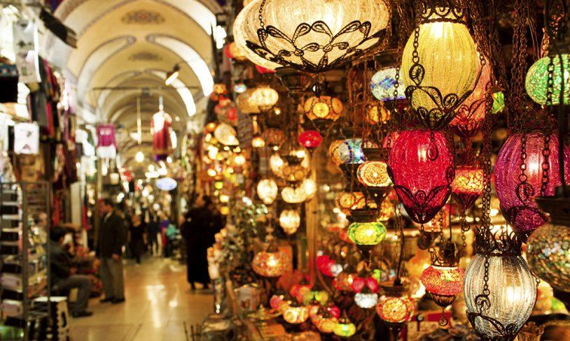 2. Gå deg vill i Grand Bazaar