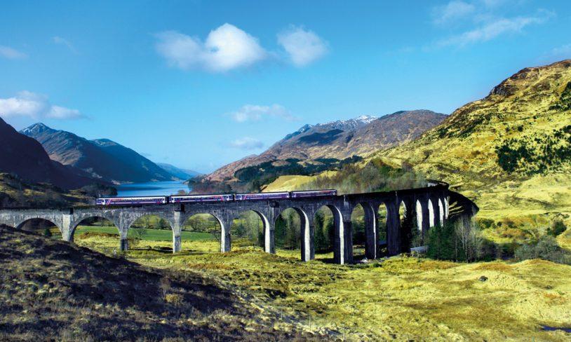 Storbritannias fineste togruter