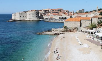 God mat, deilige strender og koselig atmosfære er alle kjennetegn for Dubrovnik. Foto: Ida Anett Danielsen