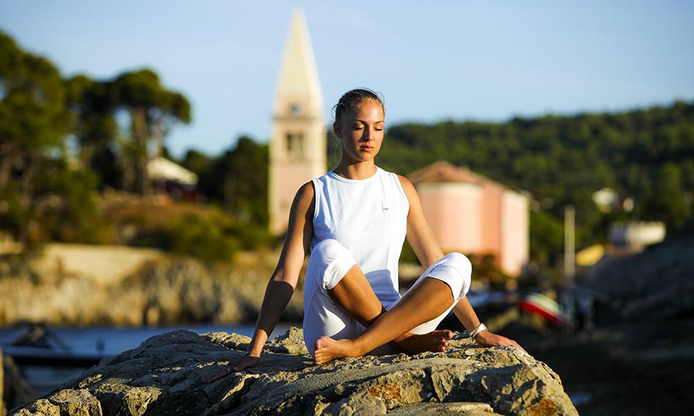 Losinj har vært helsedestinasjon i over 150 år, spesielt for folk med revmatisme, hudproblemer og problemer med pusten. Foto: Vitality Hotel Punta