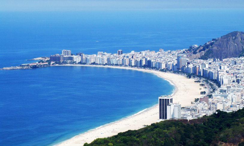 10 PÅ TOPP: RIO DE JANEIRO