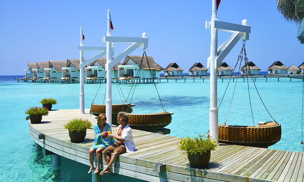 Maldivene er til for livsnyteri. Foto: Ronny Frimann