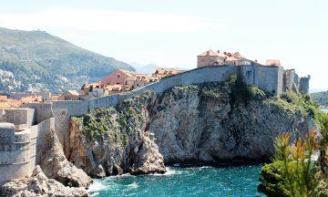 Når serieskaperne av Game of Thrones var på jakt etter sitt Kings Landing ble valget lett da de fant Dubrovnik. Foto: Ida Anett Danielsen