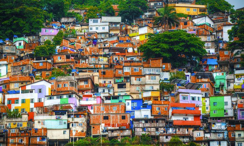 3. Utforsk en favela