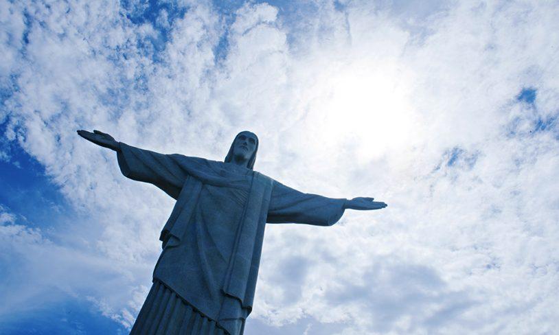 1. Kristusstatuen
