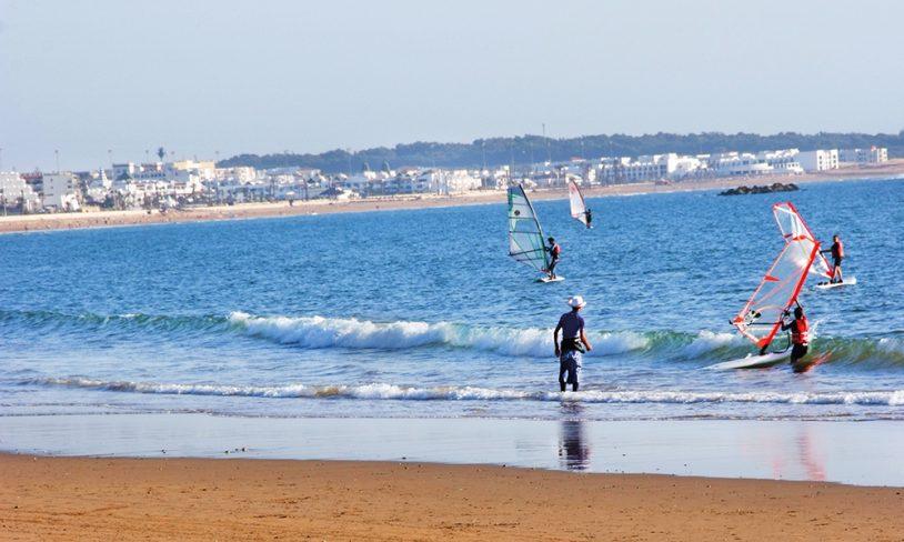 5. Badebyen Agadir