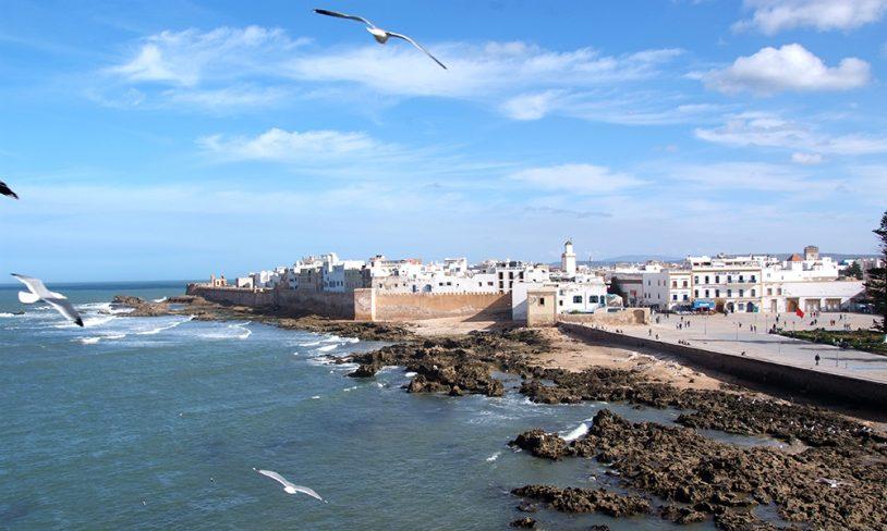 2. Folk og røvere i Essaouira