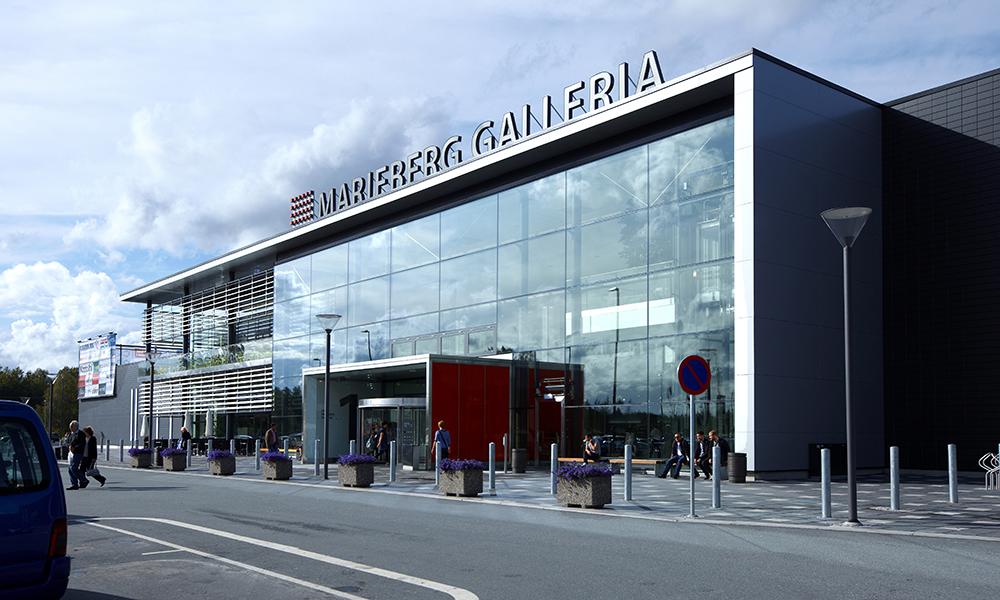 Shop till you drop på Marieberg Galleria! Foto: Marieberg Galleria