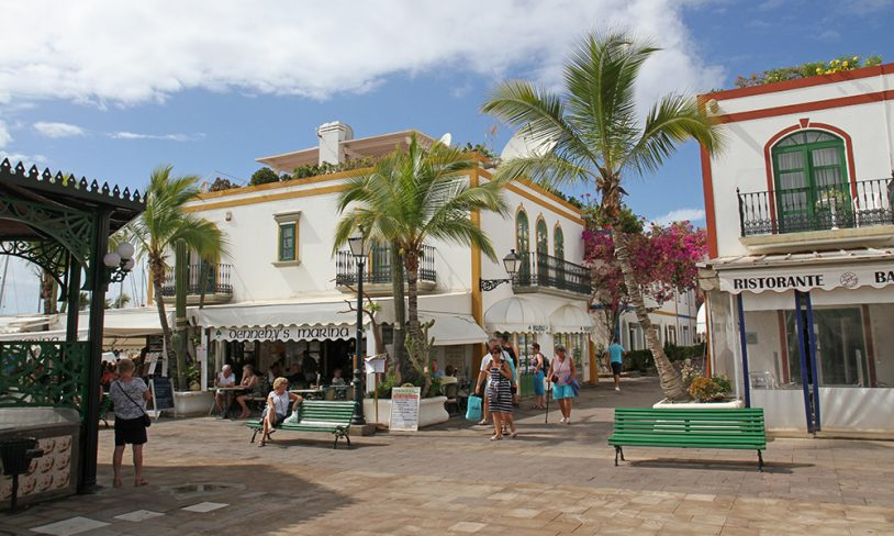 5. Puerto de Mogan