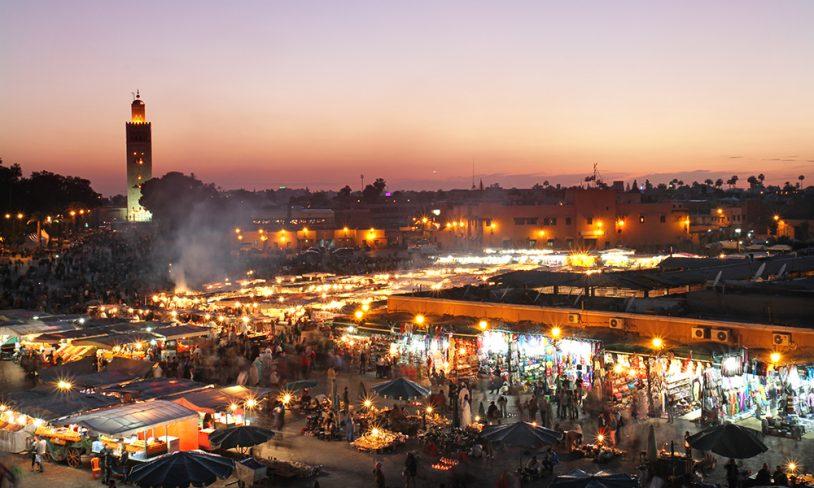 1. Sirkus Marrakech