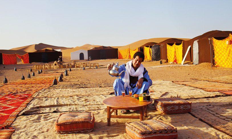 3. Nomadeliv i Sahara