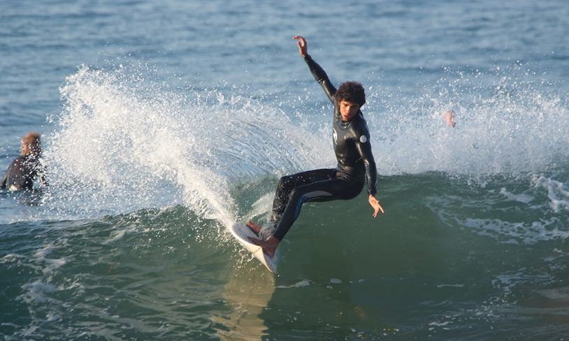 6. Surfing i Taghazout