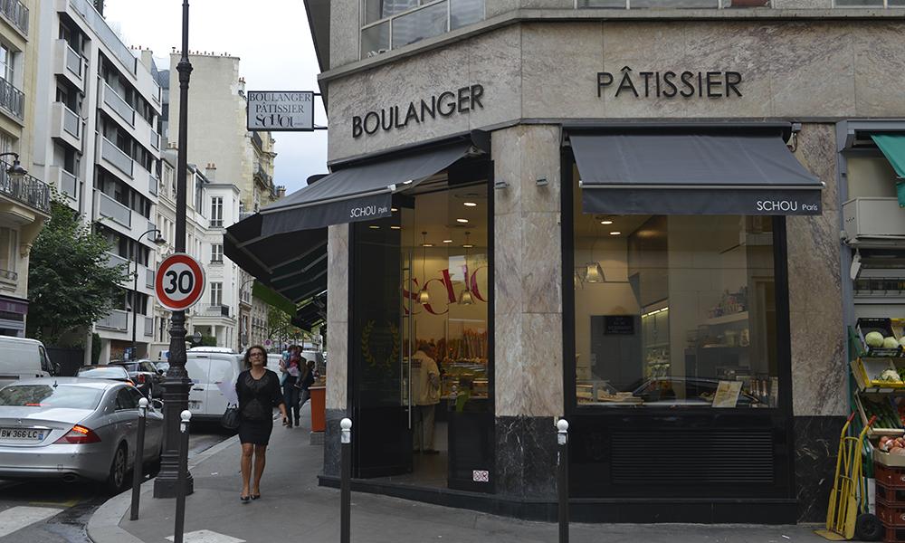 Bakeriet ligger beskjedent til, men inne venter en skikkelig godbit. Foto: Gjermund Glesnes