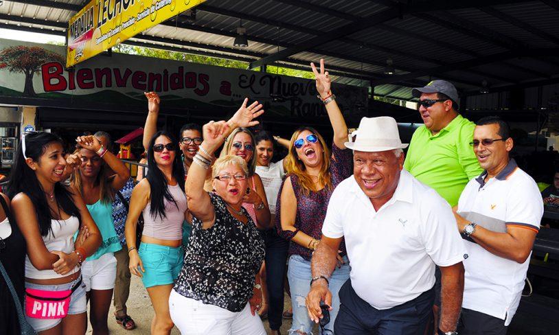 8. Grisefesten i Guavate