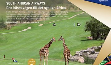 Annonse South African Airlines_NY