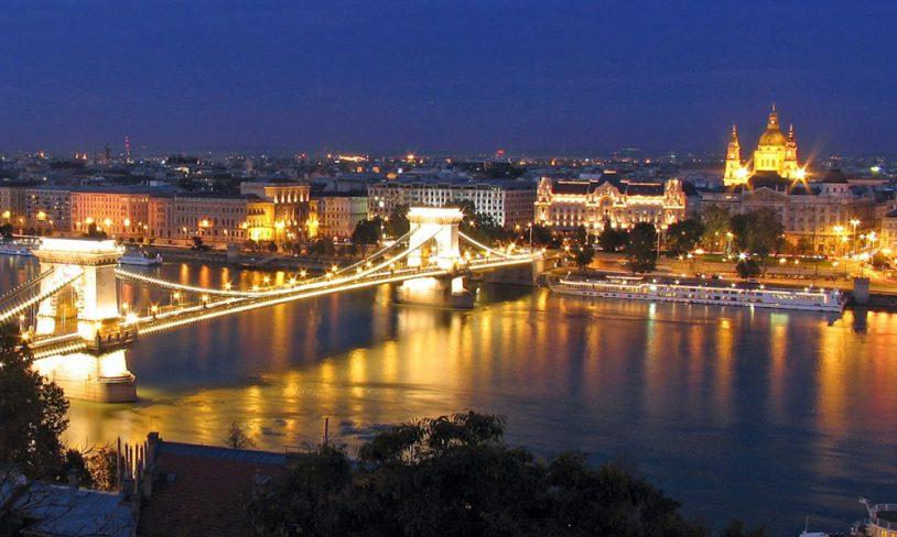 3. Budapest